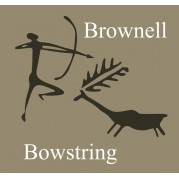 Brownell Bowstring Dacron B50 1/4lb | String Material
