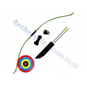 Bear Youth Recurve bow set ~ Titan | Complete Recurve Bows & Youth Sets