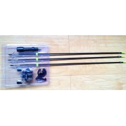 Fishing reel kit