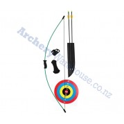 Bear Wizard Archery Set | Complete Recurve Bows & Youth Sets